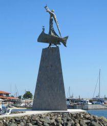 Monument of St. Nicholas, Nesebar
