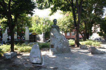 Памятник Иосифу Шнитеру, Пловдив