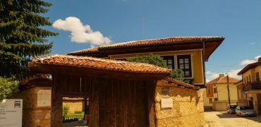 Tutev House-Museum, Panagyurishte
